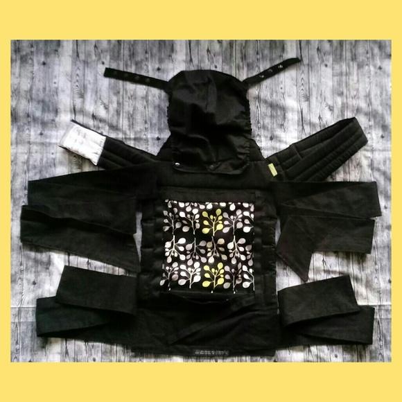 Infantino Mei Tai Sash Wrap Tie Baby Carrier